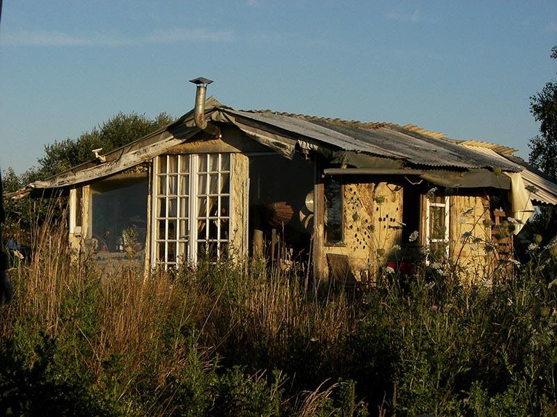 Cabane de La Noé Bernard